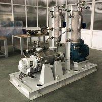 high pressure process barrel
